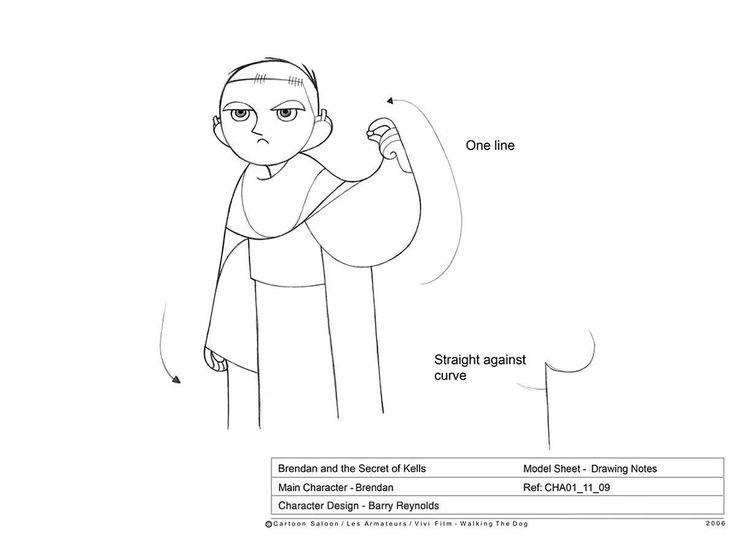The Art of The Secret of Kells