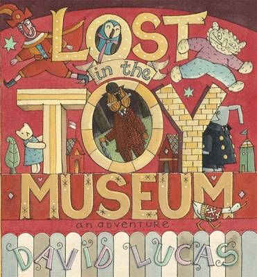 Join the adventure when the lights go out in the toy museum! One night, when the lights go out at the toy museum, everyone runs off and hides. Left all on his own, Bunting, the sensible old toy cat, sets out to look for them. As he follows the trail of clues through the museum, the normally reserved Bunting learns how to have fun in this affectionate picture book from one of Britain's brightest new talents.