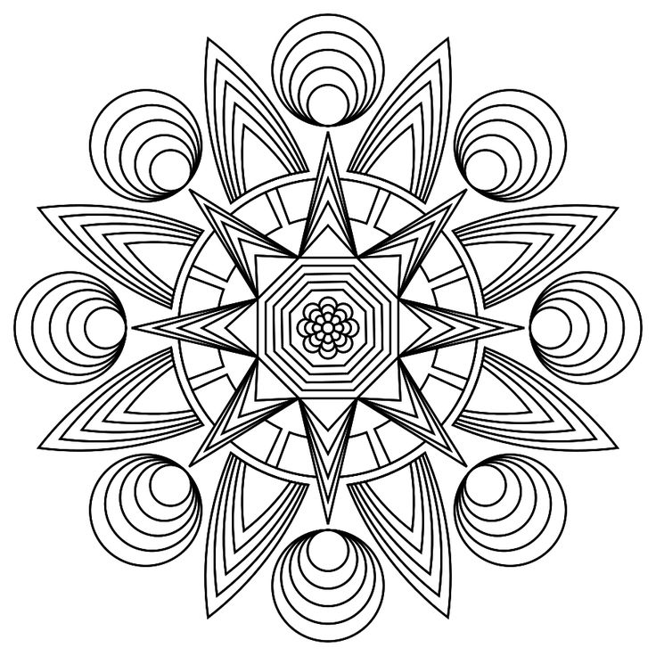 60 best Mandalas Geometric designsand more images on