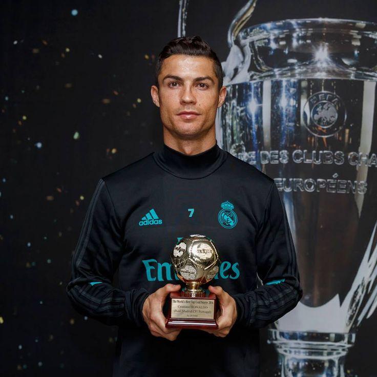 ⭐Cristiano Ronaldo⭐  IFFHS World's Best Goalscorer in 2016❤❤