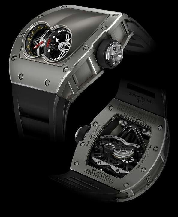 Richard Mille....Yes, please (-: