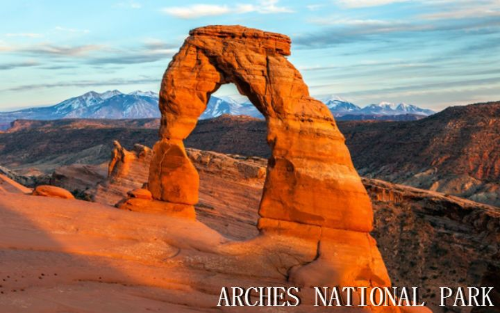 Arches Canyon