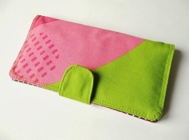 lukola handmade // big wallet