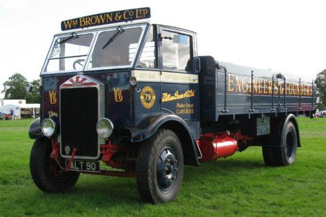 1934 Albion KL127