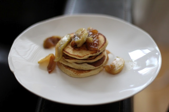 Lemon Ricotta Pancakes. | Let's Eat | Pinterest