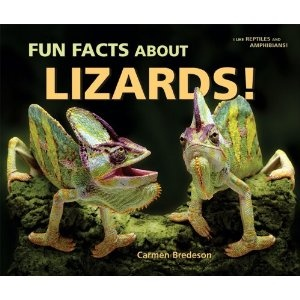 Book about Lizards