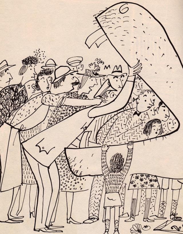 Veronica - illustrated by Roger Duvoisin