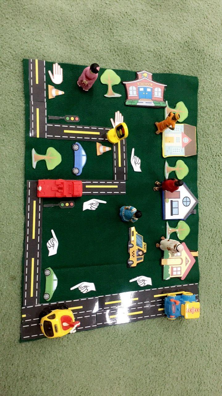 اثراء ركن المكعبات Monster Decorations Activities For Kids Kids Rugs