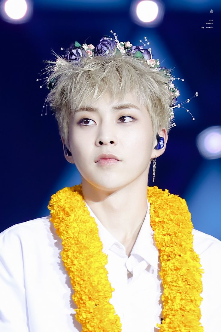 #Xiumin #Exo @ The EℓyXiOn in Bangkok .