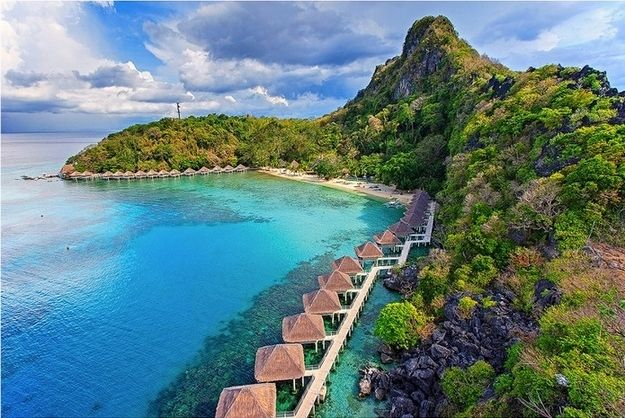 Apulit Island Resort, Palawan, Philippines | 10 Paradise Islands That Will Take Your Breath Away