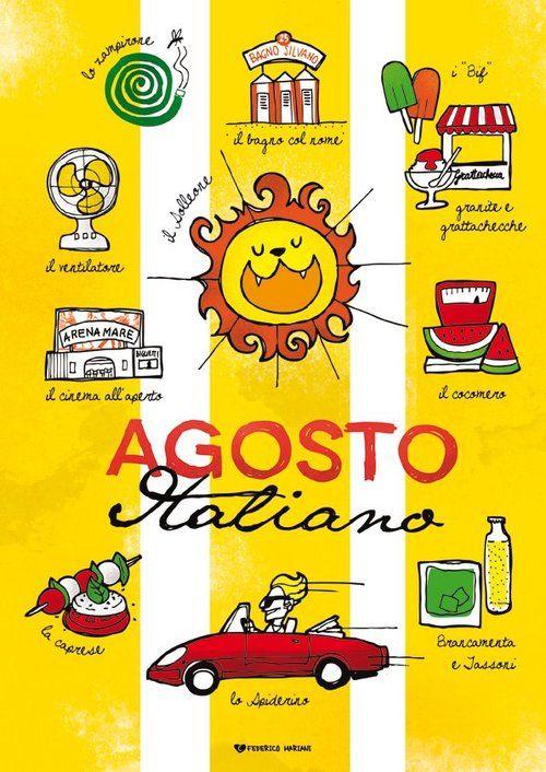 February is Learn Italian Month. Agosto Italiano - © Federico Mariani