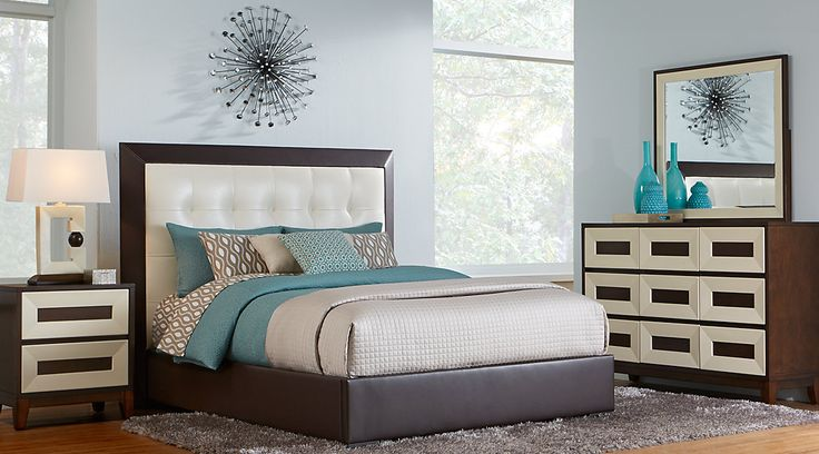 Affordable king size bedroom furniture sets master for Cheap master bedroom sets