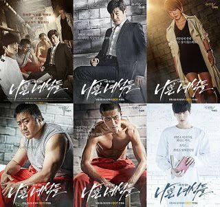 REVIEW DRAMA KOREA BAD GUYS 1 (2014)