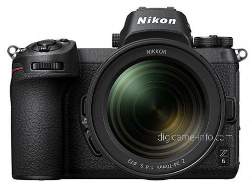 Another set of leaked Nikon Z6 and Nikon Z7 mirrorless