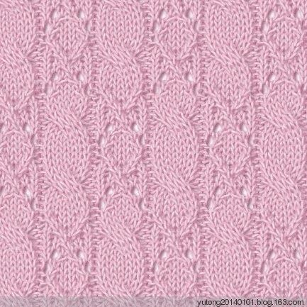 Cables and Lace Crosses. More Great Patterns Like This