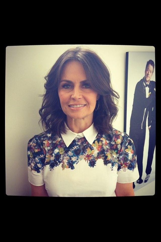 Lisa Wilkinson hair love the cut