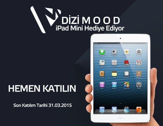 1. Yıla Özel iPad Mini Çekilişi