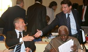 British government ordered embassies to lobby for Sebastian Coe in IAAF vote • Called for ambassadors around world to sway athletics leaders • Move aimed to ensure 'British interests are protected'