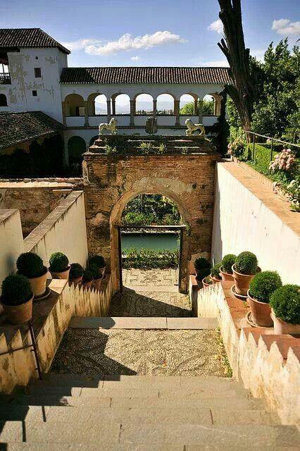 Alhambra , Granada