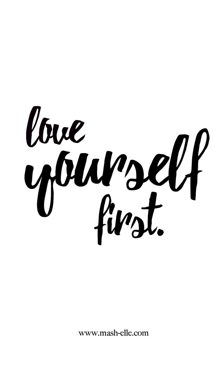 Love Yourself Quotes 129 Best Love Yourself ❤ Images On Pinterest  Inspire Quotes