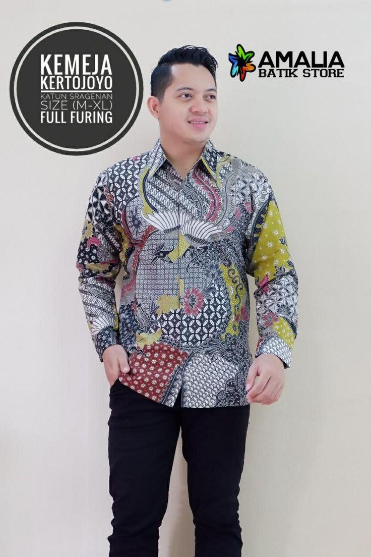 Kemeja Batik Kepulauan Sula Full Furing 081388851771 di