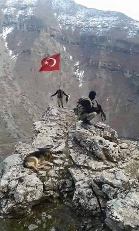 İDİL - YÜKSEKOVA -SUR- CİZRE- NUSAYBİN - SİLOPİ - DERİK TÜRK SİLAHLI KUVVETLERİ --------------Turkish Armed Forces-------------------PÖH-JÖH