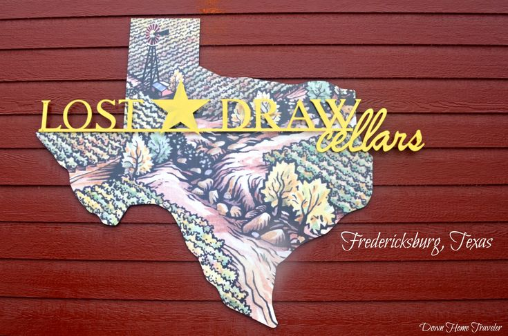 Lost Draw Cellars - Where You Want Everyone to Know Your Name | Down Home Traveler