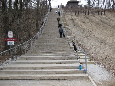 Swallow Cliff Stairs 98