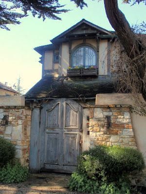 images about Stucco Tudor Cottage Home on Pinterest