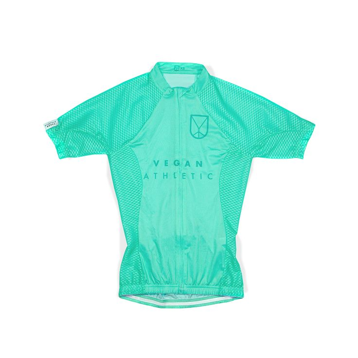 Women's SS Jersey - Turquoise