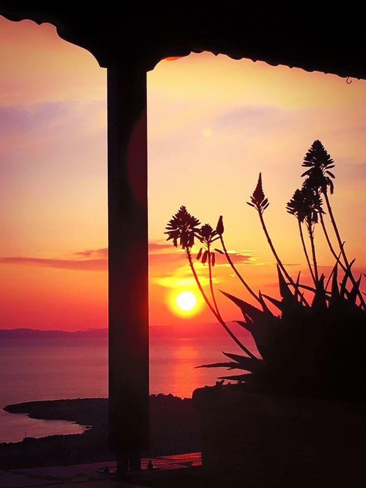 Sunset over Stoupa https://mobile.twitter.com/JamesCiccone
