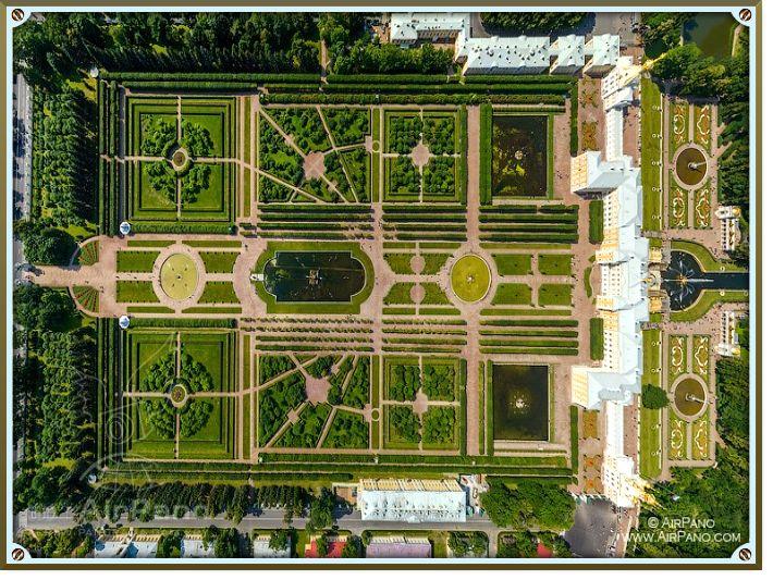 Садово-Парковое искусство России / Национальный туризм