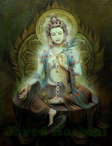 Goddess Tara Green - Unframed Painting Print On Paper - S... http://www.amazon.in/dp/B06Y3VXVHJ/ref=cm_sw_r_pi_dp_x_NnF6yb01BGRZH