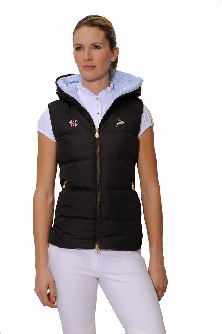 Equestrian Trend - vest by Spooks