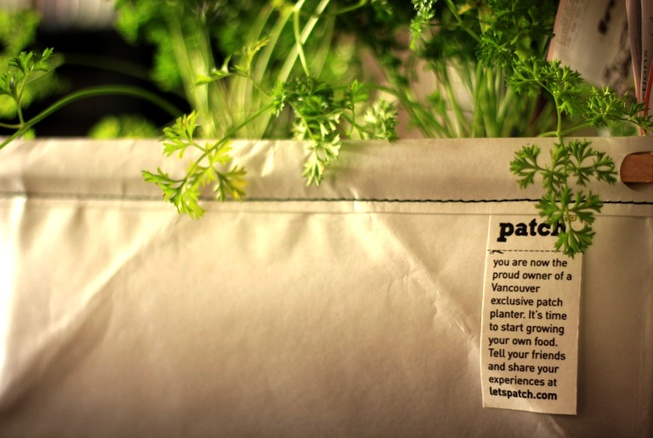 Patch Planters: Vancouver's Heirloom to Urban Agriculture  http://www.thisisvancity.com/content/patch-planters-vancouvers-heirloom-urban-agriculture