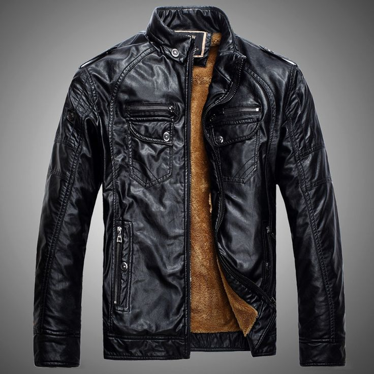 Best 25  Men's leather jackets ideas on Pinterest | Brown leather ...