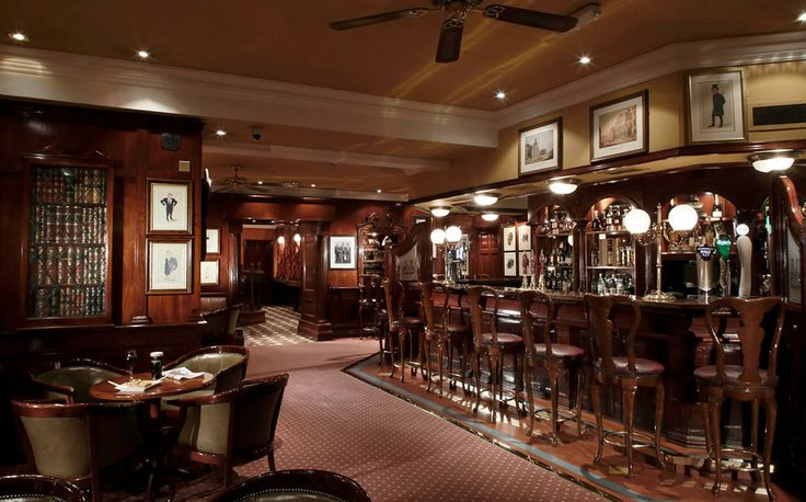 Thomas Francis Meagher Bar, Granville Hotel, Waterford