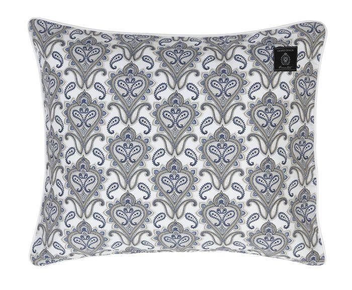 Poszewka na poduszkę Paisley 50x70 cm. kremowa