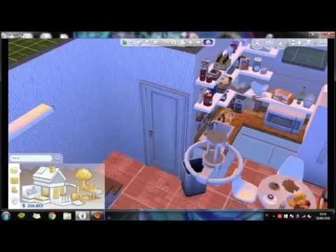 The Sims 4 House Building CC. ITA. STUDIO-APPARTAMENT