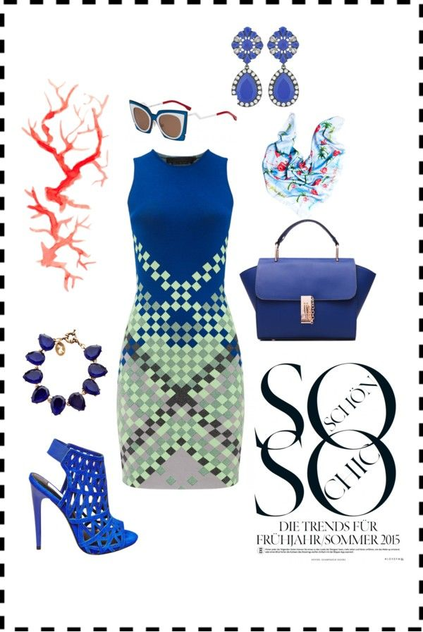 """Figure type 3 (balanced)"" by elenilor on Polyvore"