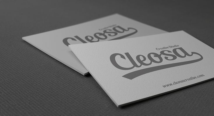 Free Business Card Mock Ups On Behance Carte De Visite Gratuite