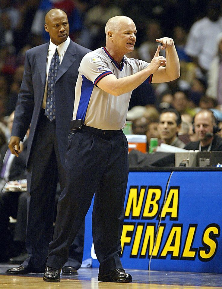 nba finals referees