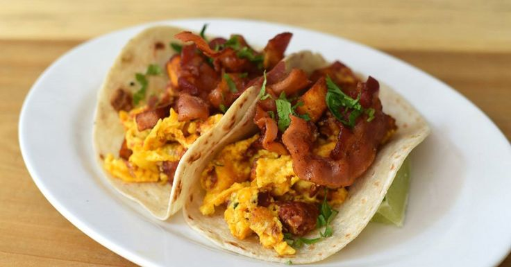 Celebrate Javelina's new location with a round of free bacon, egg and potato tacos (then go back for late-night happy hour margaritas).