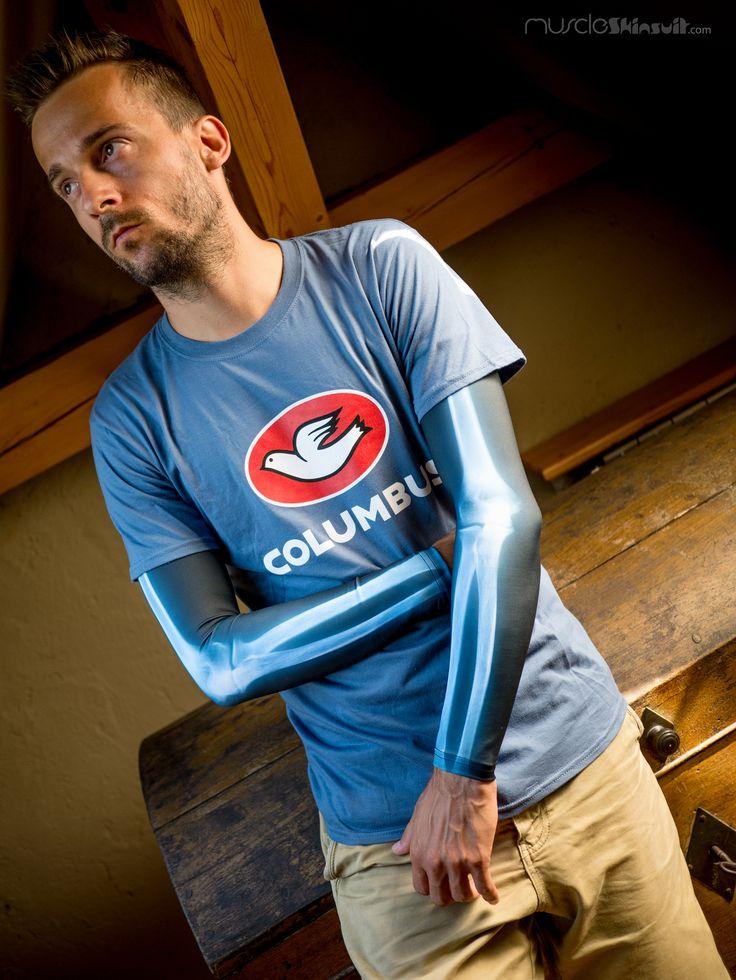 https://flic.kr/p/xEFG9S | casual x-ray arm warmers