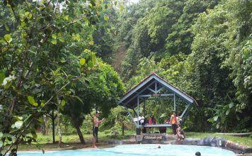 Kolam Renang Anak Alami, Wahana Wisata Anak di Citumang Pangandaran
