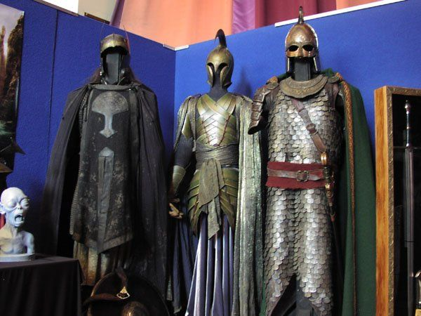 armor from Gondor, Rohan, and 2nd Age Elven armor seen at ...  armor from Gond...
