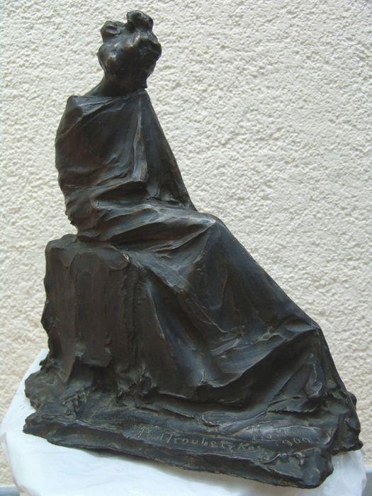 http://www.liveinternet.ru/community/1726655/post293557088/ Натурщица (Дуня) (1900)