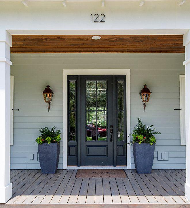 Top ten paint color picks cachet 317 staging design - Front door colors 2018 ...