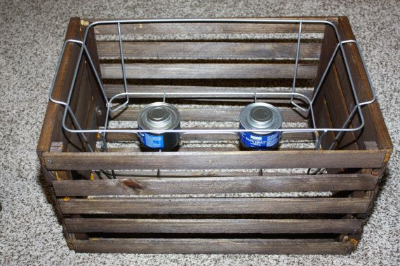 Rustic Chafing Dish by GeneralCreations on Etsy