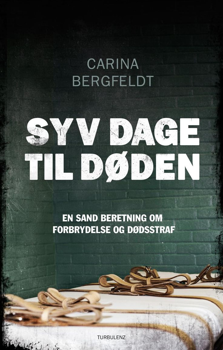 Da den svenske journalist Carina Bergfel